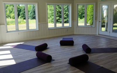 Yoga & Meditation with Andrea and Todd Allen -March 30th – 10am to 12pm