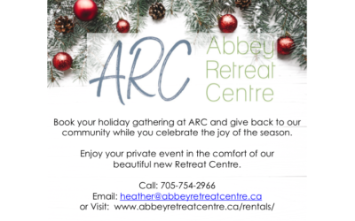 Christmas Parties at ARC