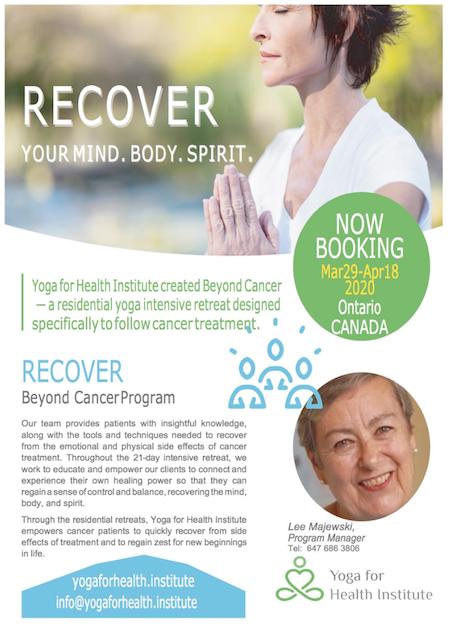 21 Day Yoga Retreat with Lee Majewski